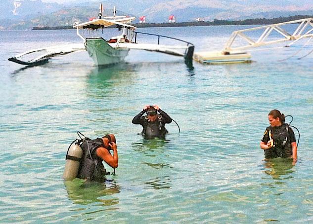 Scuba Certification Overview - Camayan Divers