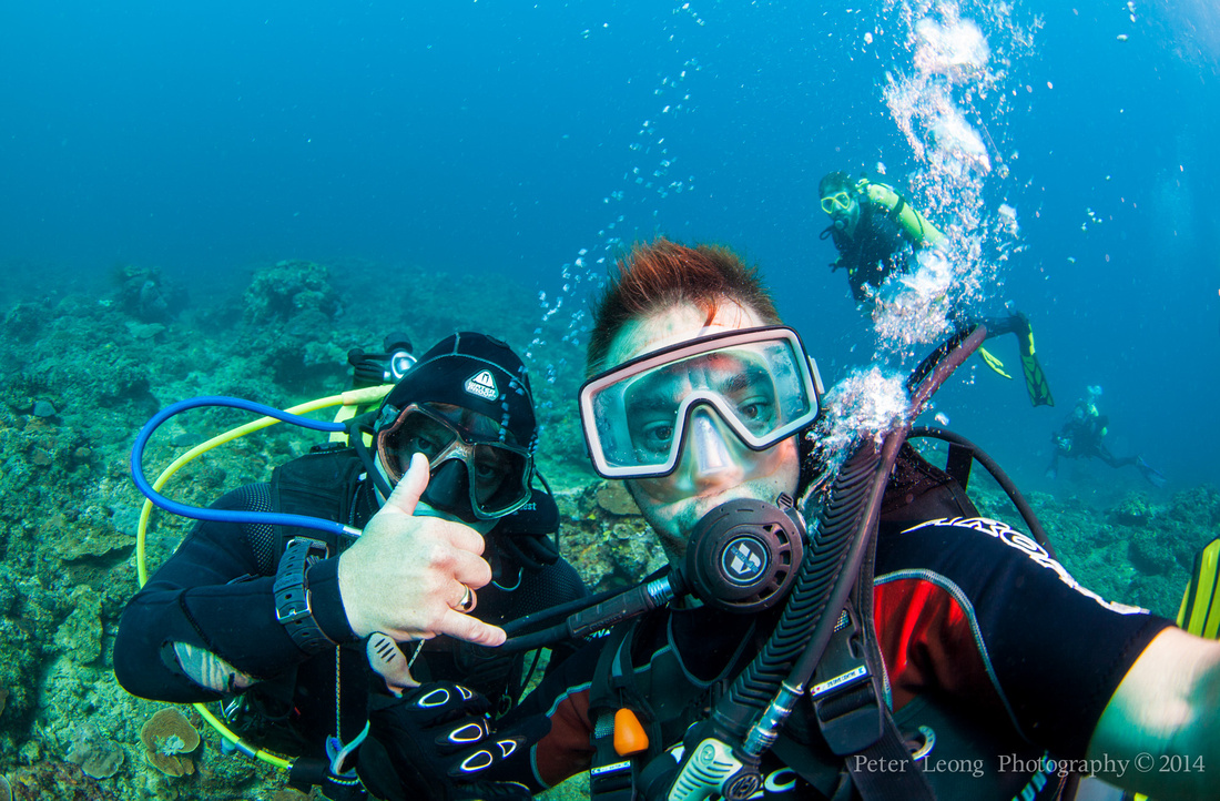 Scuba Certification Overview Camayan Divers
